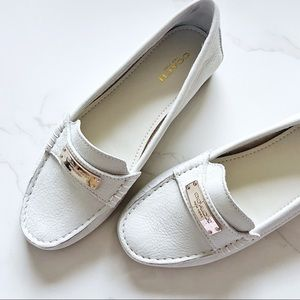 Coach Shoes - COACH Buttery Soft Leather Fredrica Driver Loafer